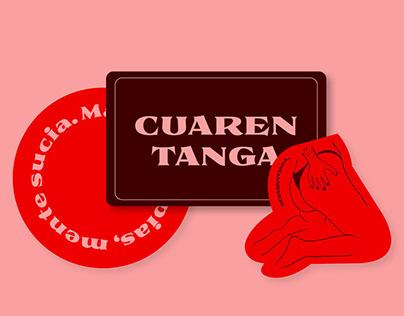 Cuarentanga - Cuarentena´s project