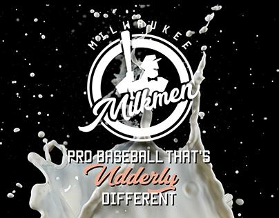 Milwaukee Milkmen: Take Me Out to the Ball Game