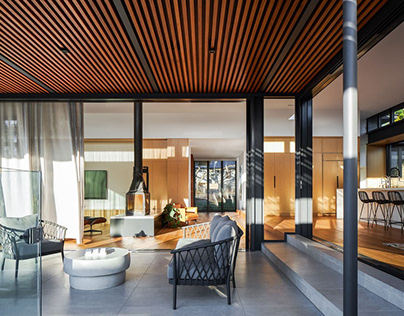 Goodtown House by Alexandra Buchanan Architecture