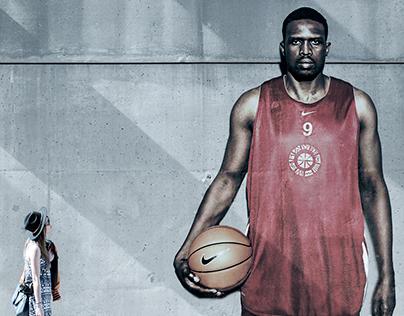 NBA : Luol Deng / Foundation / Basketball Camp