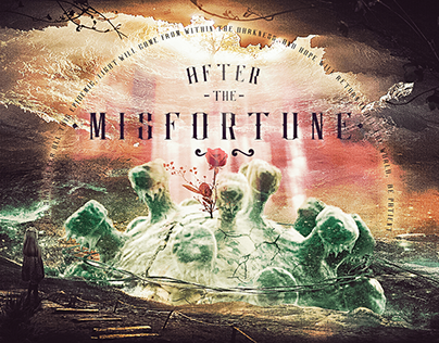 After the M I S F O R T U N E poster