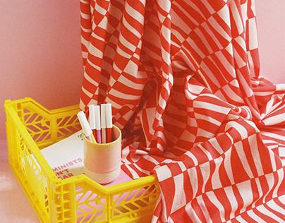 Carolione Frett Fabrics