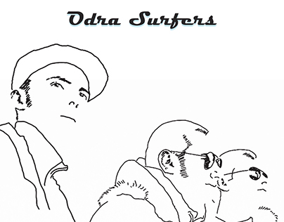 Branding for Odra Surfers music band