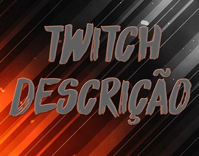 Twitch Descrição