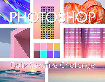 Photoshop Daily Creative Challenge