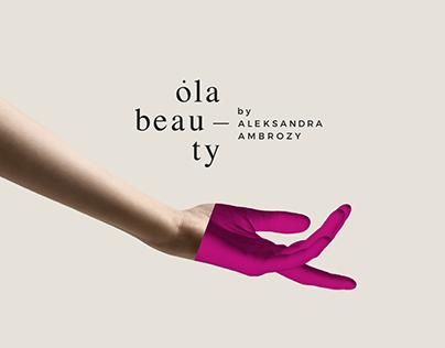 OLA by Aleksandra Ambrozy | Branding + Web Design