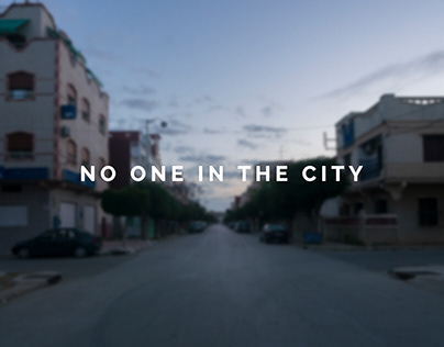 NO ONE IN THE CITY