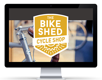 Bike Shed Cycle Shop Website