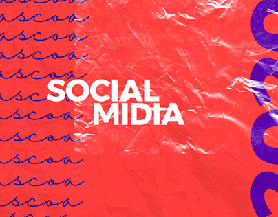 Social mídia - Páscoa 2020