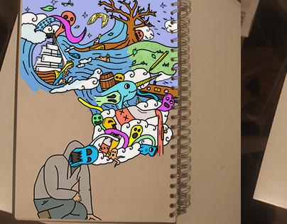 Hobby - Drawn Things