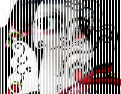 "Face Painting ""Pencarian Jiwa Sang Semar"""