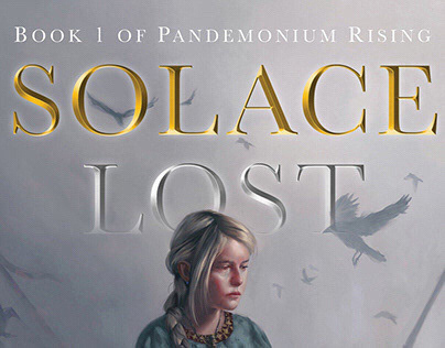 Solace Lost Book Cover