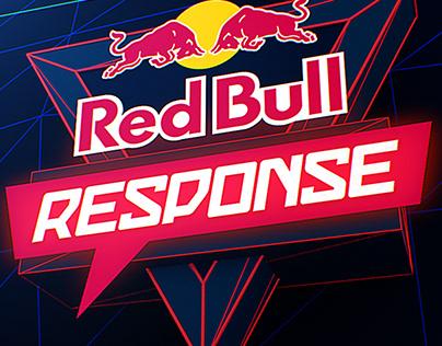 RedBull Response - Esports designs for agency Yungeldr