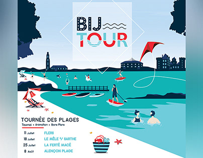 BIJ de l'Orne · BIJ Tour