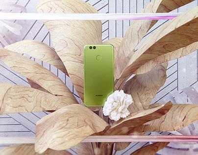 光の異彩(PROMO OF NOVA 2 SMARTPHONE)