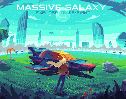 Massive Galaxy