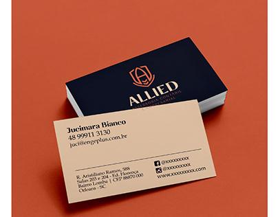 Identidade Visual- Allied