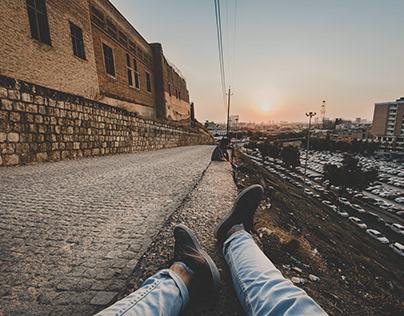 Erbil Castle.