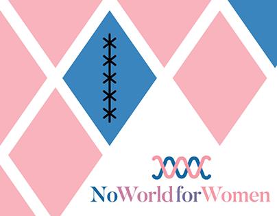 Monotype - NoWorldforWomen