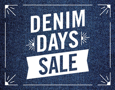 SF Goodwill | Denim Days Sale