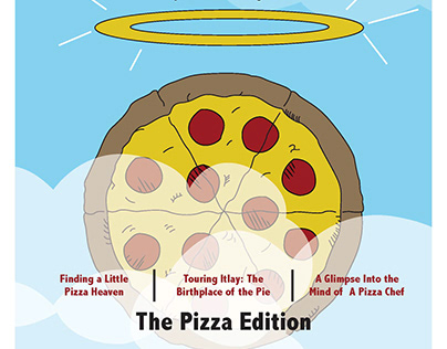 """Crisp"" Magazine, Pizza Edition"