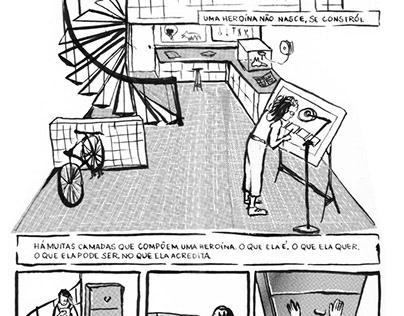 Luba - Mulheres e Quadrinhos