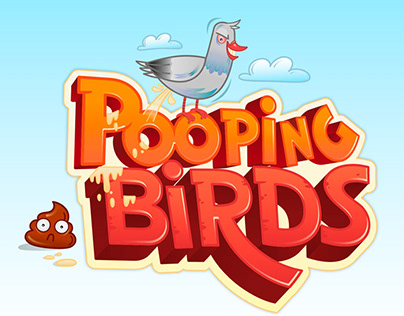 Pooping Birds - Mobile game
