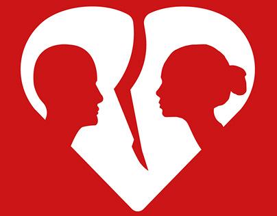 Kadına şiddet konulu afiş (Violence against women)