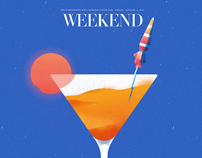 THE WASHINGTON POST// Weekend