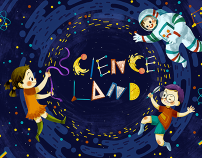 Science land for kids