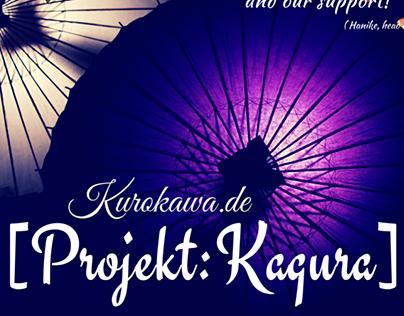 Kurokawa.de - [Projekt:Kagura]