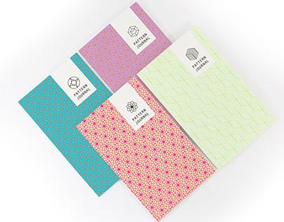 Pattern Journal notebooks