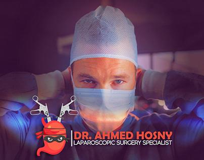 Dr. Ahmed Hosny - Branding