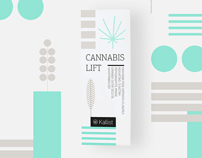 CANNABIS LIFT | Package Design