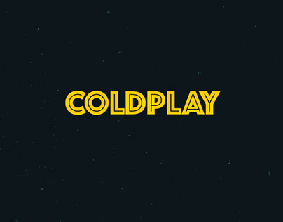 COLDPLAY WEB SITE