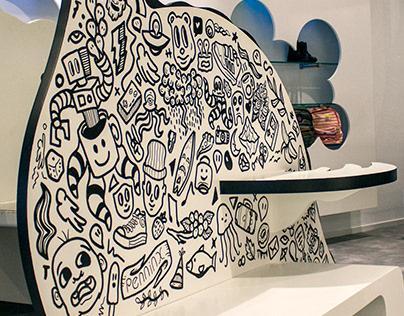 Doodle Slide