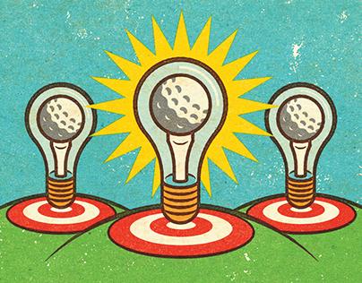 Golf Marketing - Feature & Spots