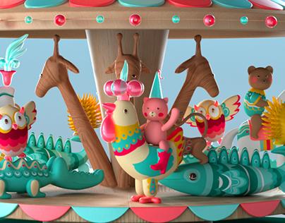 Merry Carousel