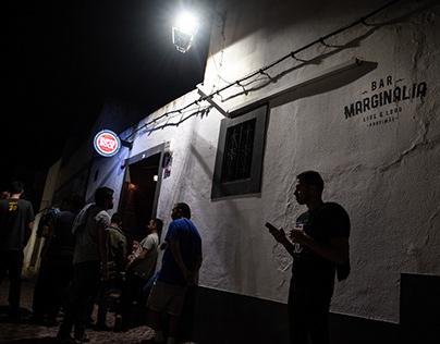 The Physics House Band at the Bar Marginália