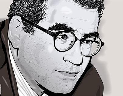 Pedro Paixão Vector Portrait