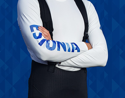 Estonia Olympic Uniform