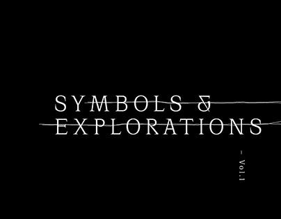 Symbols & Explorations — Vol. 1