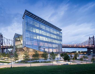 Tata Innovation Center at Cornell Tech