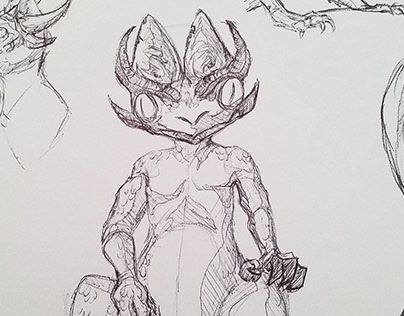 Goblin design