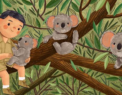 Baby Koalas (Non-Fiction Spread)