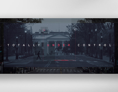 Totally Under Control - Film GFX Package