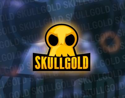 SKULLGOLD logo