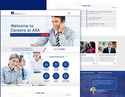 Axa careers