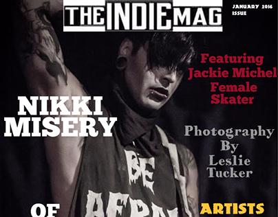 Nikki Misery February feature