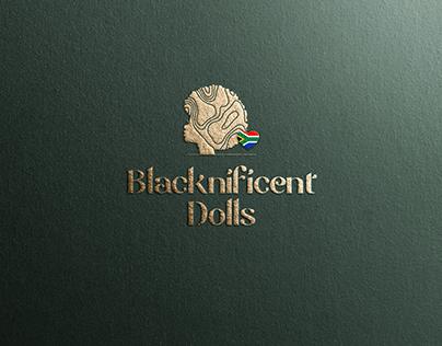 Blacknificent Dolls 67 Logos, Mandela Day